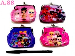 Dompet Koin LOL /lusin (A-8947)