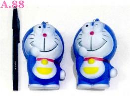Gantungan Kunci Squisi Doraemon /2pcs (A-9018)