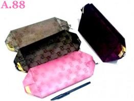 Dompet Kosmetik  Kain Tabung EA /3pcs (A-9025)