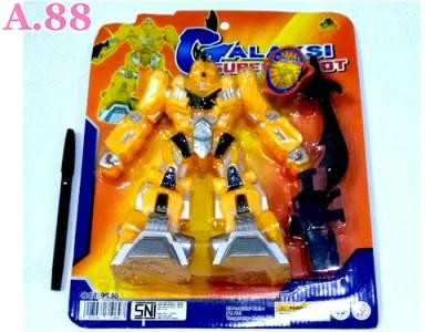 Galaksi Super Robot /2pcs (A-9053)