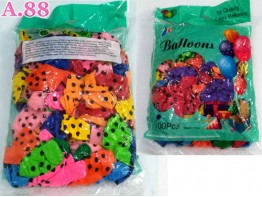 Balon Bintik Isi 100 /bungkus (A-9063)