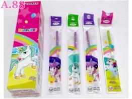 Refill Pulpen Gel Unicorn 20pcs /kotak (A-9100)