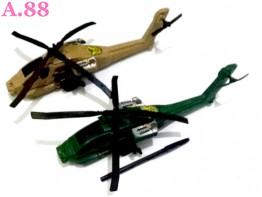 Helikopter Tentara /2pcs (A-9135)