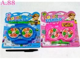 Pancingan Ikan Dua Kolom /2pcs (A-9139)