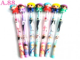 Pensil Lantu BTS Orang /8pcs (A-9219)