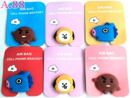 Ring Hp BTS /3pcs (A-9226)