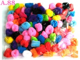 Donut Kecil Warna Isi100 /bungkus A-9224)