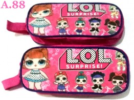 Dompet Pensil LOL /4pcs A-9225)