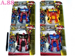 Robot Mobil 2 in 1 /2set (A-9269)