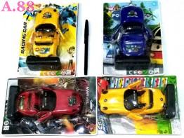 Mobil Racing Car Remote /2pcs (A-9273)