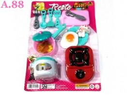 Mainan Masakan Resto /2set (A-9331)