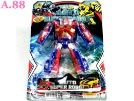 Mobil Robot Transformer /2pcs (A-9333)