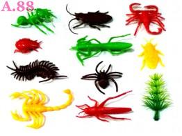 Pajangan Serangga Isi 10pcs /2bungkus (A-9334)