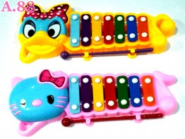 Mainan Angklung Kitty Bebek  /2buah (A-9399)
