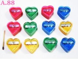 Serutan Love Isi 24 / 1 kotak ( A-7630 )